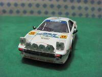 "FERRARI 308 GTB 3000cc. coupè "" Rally Vasconavarro 1984 ""  - 1/43 Best 9235"