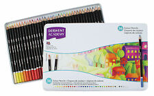 Derwent Academy Colouring Pencil Tin of 36 Pencils