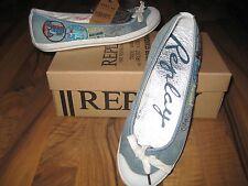 REPLAY Damen Ballerinas Schuhe Jeans Gr. 40