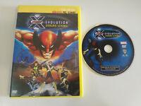 Xmen x-Men Evolution Rebelion Mutanti DVD Serie TV Cartoni 101 Min