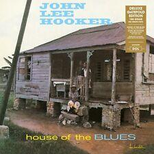 John Lee Hooker - House of the Blues - NEW SEALED import 180g LP Gatefold