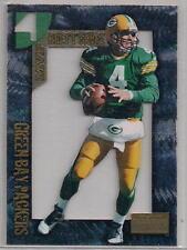 1996 Green Bay Packers Brett Favre Skybox Premium MVP Diecut #4 PACKERS