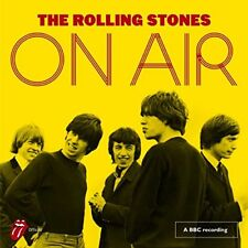ROLLING STONES CD - ON AIR [2CD DELUXE EDITION](2017) - NEW UNOPENED - ROCK
