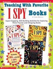 Teaching with Favorite I Spy Books by Joan Novelli (2003, Paperback, Teacher's E