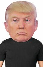 President Donald Trump Giant Adult Costume Mask Prop Politician Foam Huge Potus