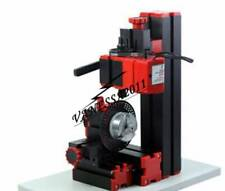 Mini Indexing Machine With Drilling Attachment DIY Tool Metal Wood Modelmaking