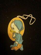 Disney Dewey Donald Duck Nephew Vintage Cloth Christmas Ornament