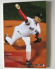 NEW Curt Schilling 2004 World Series Boston Red Sox Postcard Baseball post card