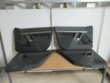 VAUXHALL VECTRA LIFE DIRECT 2004 SET OF DOOR CARDS