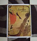 "Jane Avril - Jardin de Paris - 27.5"" x 19.75"" Poster - IMMACULATE CONDITION"