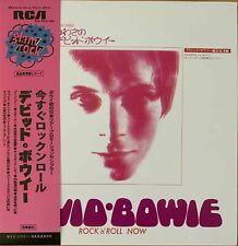 "David Bowie ""Rock n roll now "" - LP"