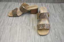 **Anne Klein Brisa AK192077 Sandal - Women's Size 8M, Brown