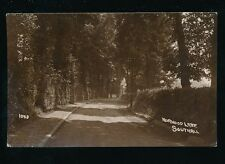 Middlesex SOUTHALL Norwood Lane Used 1913 RP PPC
