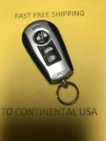 CLIFFORD 3 BUTTON KEYLESS REMOTE EZSDEI7141 TRANSMITTER BLUE LED FULLY TESTED
