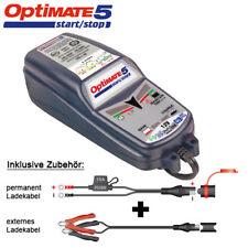 Batterieladegerät Tecmate OptiMate 5, Vollst. 12V-Pflege f. mittl./große Batt.