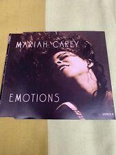 Mariah Carey Emotions Austria 🇦🇹 Disc Single