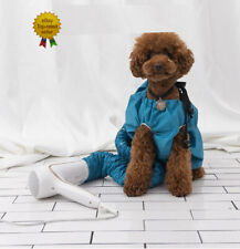 pet dry Suit jacket easy drying Unisex  Puppy Pet Accessory ALL SIZE A105