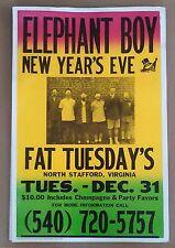 Stafford Virginia   ELEPHANT BOY  Concert Posters
