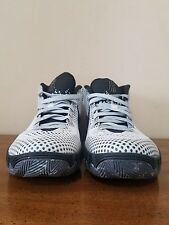 Nike Air kyrie 1 BHM Black History Month Black White Dark Grey Size: 9 AUTHENTIC