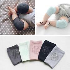 Kids Soft Anti-slip Elbow Cushion Crawling Knee Pad Infant Toddler Baby Safety
