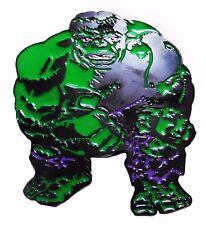 Marvel's The Incredible Hulk Metal Enamel Belt Buckle