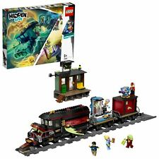 LEGO Hidden Side Ghost Train Express with AR Games Set 70424