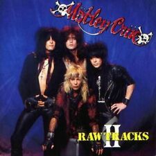 USED CD MOTLEY CRUE raw Tracks II