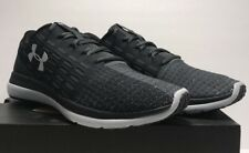 Under Armour Mens Size 11 Slingflex Black Athletic Running Shoes 1285676
