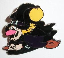 Disney Pin WDW Hidden Mickey Lanyard Halloween Collection Witch Hazel Walt
