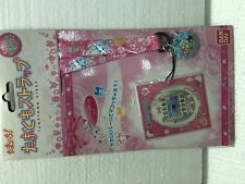 BANDAI Tamagotchi ID L PS LED Color Plastic Crystal Stickers + Neck Strap red