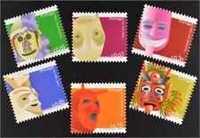 Portugal 2006, Michel Nr. 3066-71, Traditionelle Masken, Karneval, Tag d. Teufel