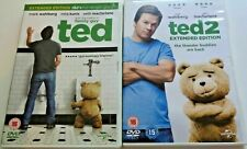 TED 1 & 2 DVD'S