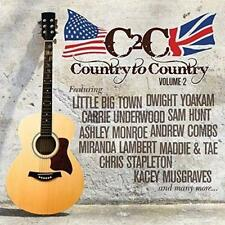 Country To Country Vol 2 - Various Artists (NEW CD)