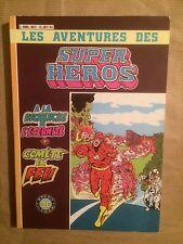 SUPER HEROS (Arédit DC en couleurs) - T12 et T13