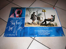 PINK FLOYD,THE WALL,1982 fotobusta 1 edizione BOB GELDOF
