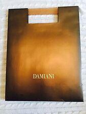 DAMIANI Designer Paper Shopping Bag