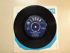 """PAUL & RITCHIE & CRYING SHAMES: September In The Rain-Come On Back-U.K. 7"""" Decca"""