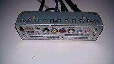 Multimedia front panel 5.25