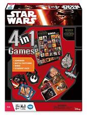 Ravensburger Star Wars 4 in a box Game