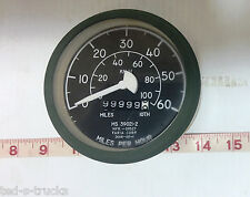 Speedometer Military HMMWV Jeep M151 M-Series MS39021-2,6680-00-933-3599 NOS