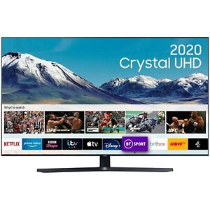 "Samsung UE65TU8500UXXU 65"" 4K Ultra HD HDR Smart LED TV with Bixby Alexa & Googl"
