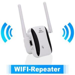 AU Wifi Repeater 4G Signal Amplifier Modem Router Hotspot Antenna Game 802.11