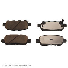 Beck/Arnley 089-1832 Rear Original Equipment Brake Pads