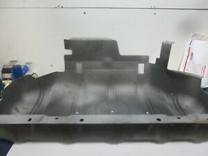 1997-2006 Jeep TJ Wrangler Fuel Gas Tank SKID PLATE Factory ready to paint
