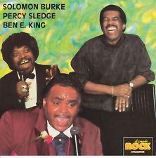 CD IL GRANDE ROCK (DEA2262) SOLOMON BURKE - PERCY SLEDGE - BEN E. KING