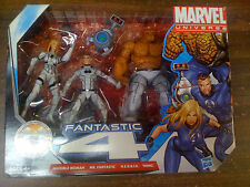 Marvel Universe 3 pack Invisible Fantastic Herbie Thing Figures Future Ver NEW