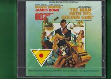 007 THE MAN WITH THE GOLDEN GUN OST COLONNA SONORA CD NUOVO SIGILLATO