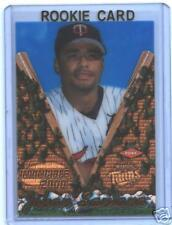 Johan Santana 2000 00 Rare Pacific Invincible Rookie