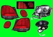 Lexus GS300 GS400 GS430 1998-2005 RED SMOKE LED Tail Lights 4pc set