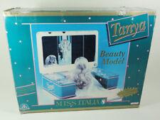 TANYA MISS ITALIA BEAUTY MODEL - SUPER TOCADOR MAGICO CHABEL FEBER 1990 NEW BOX